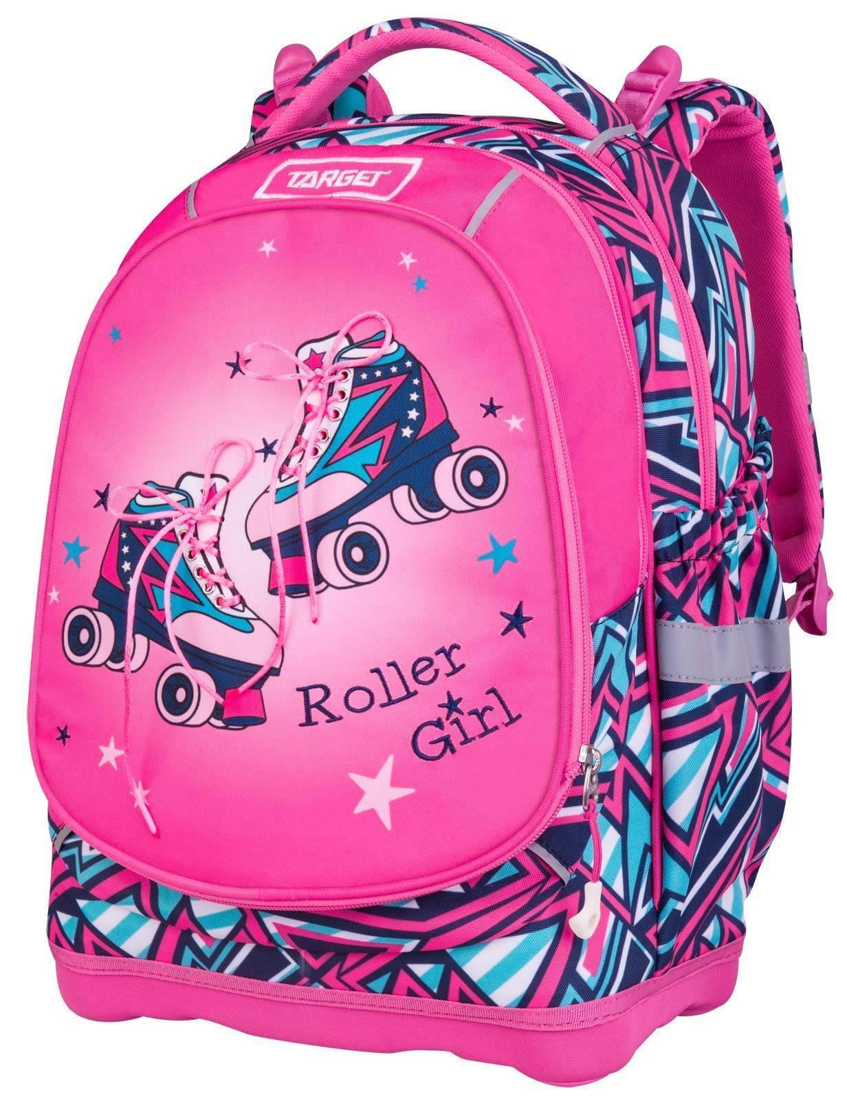 Target anatomski ranac Superlight 2 Face Petit Roller Girl – ranac sa 2 lica