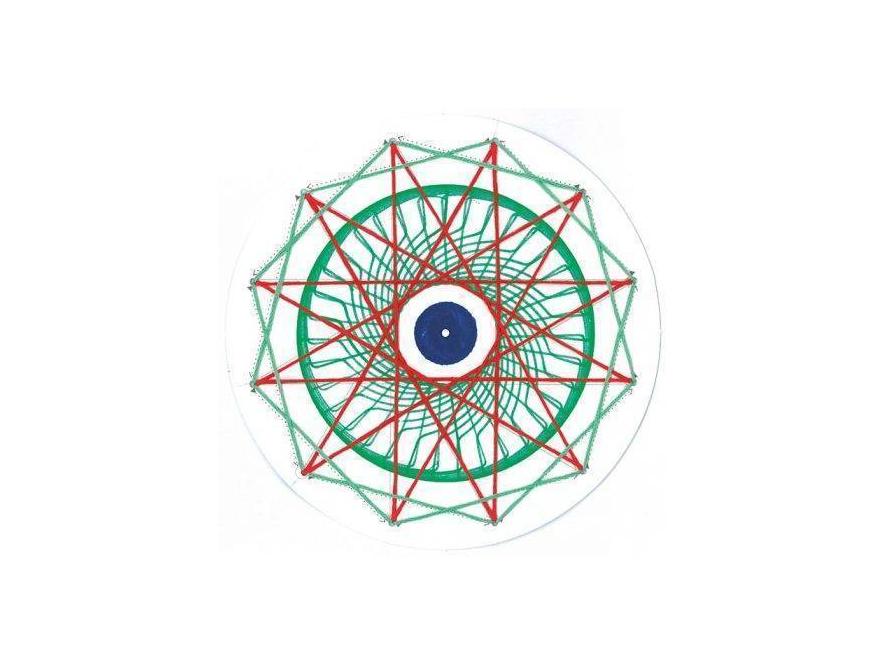 Maped kreativni set - Spiral art