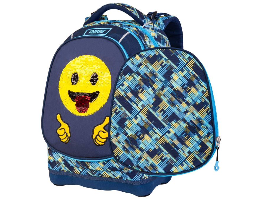 Target anatomski ranac Superlight 2 Face Petit Emoji– ranac sa 2 lica